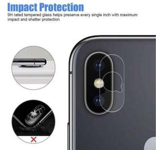 BN IPHONE XS/XSMAX TEMPERED GLASS CAMERA LENS PROTECTOR