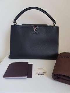 [BRAND NEW] Louis Vuitton Capucines MM