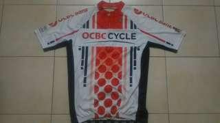 Preloved Cycling Jersey Cyclista OCBC Cycle 2016