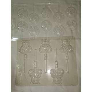 Chocolate Lollipop Molds