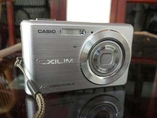 Kamera casio Exilim EX Z77