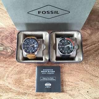 Fossil Wakefield Chronograph Men's Watch