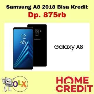 Cicilan 0% Samsung A8