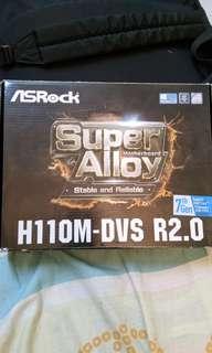 Asrock H110M