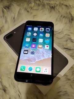 Iphone 7 plus 32GB matte black
