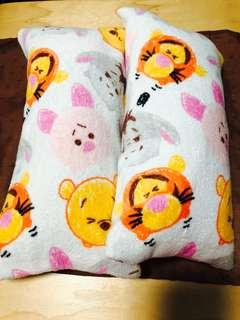 Pooh TsumTsum Baby's Huggins Twins Pillow