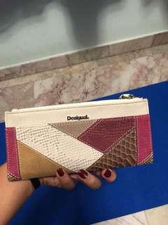 Brand new with tag desigual wallet can nego