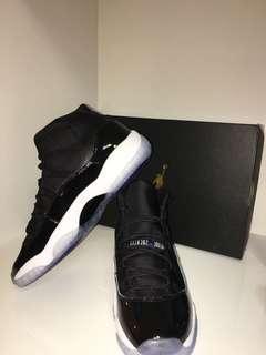Jordan11代-女鞋7號(怪物奇兵限量款)