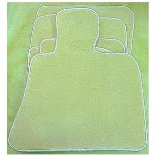 BMW X5 (E70)(06-13) 7 seaters car mats.