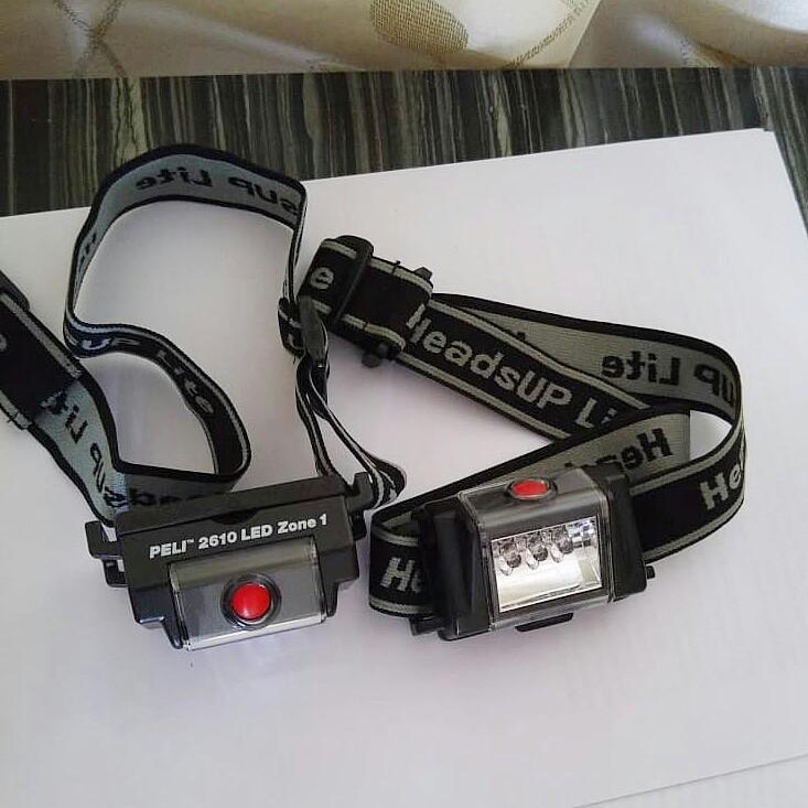 Led頭燈 2610 HeadsUp Lite™ Headlamp zone 1