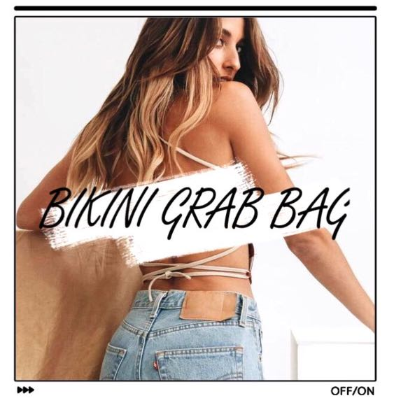 1afb99025b1 As Low As $7 Per Bikini Set! Swimwear Summer Sales Grab Bag, Women's ...