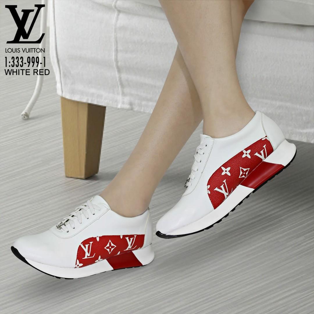 Asli import sepatu SEPATU MEREK LV 3e1fe2a9e4