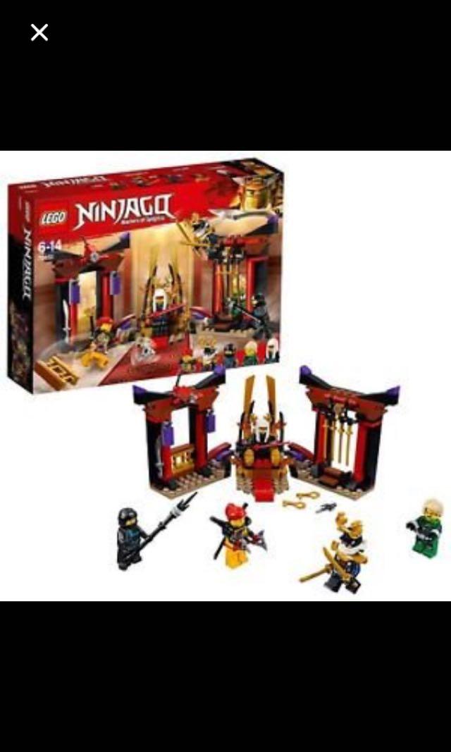 Bnib Lego Ninjago 70651 Toys Games Bricks Figurines On Carousell