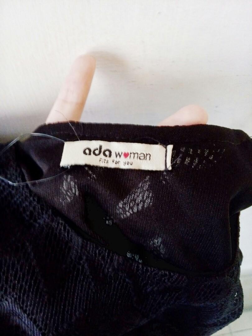 Boho Top by Ada Woman