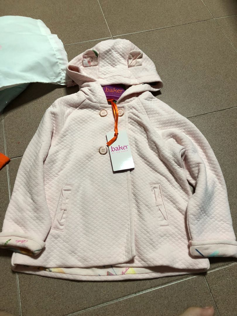f672e5fd1488 Brand New Authentic ted baker girl jacket 2-3 years