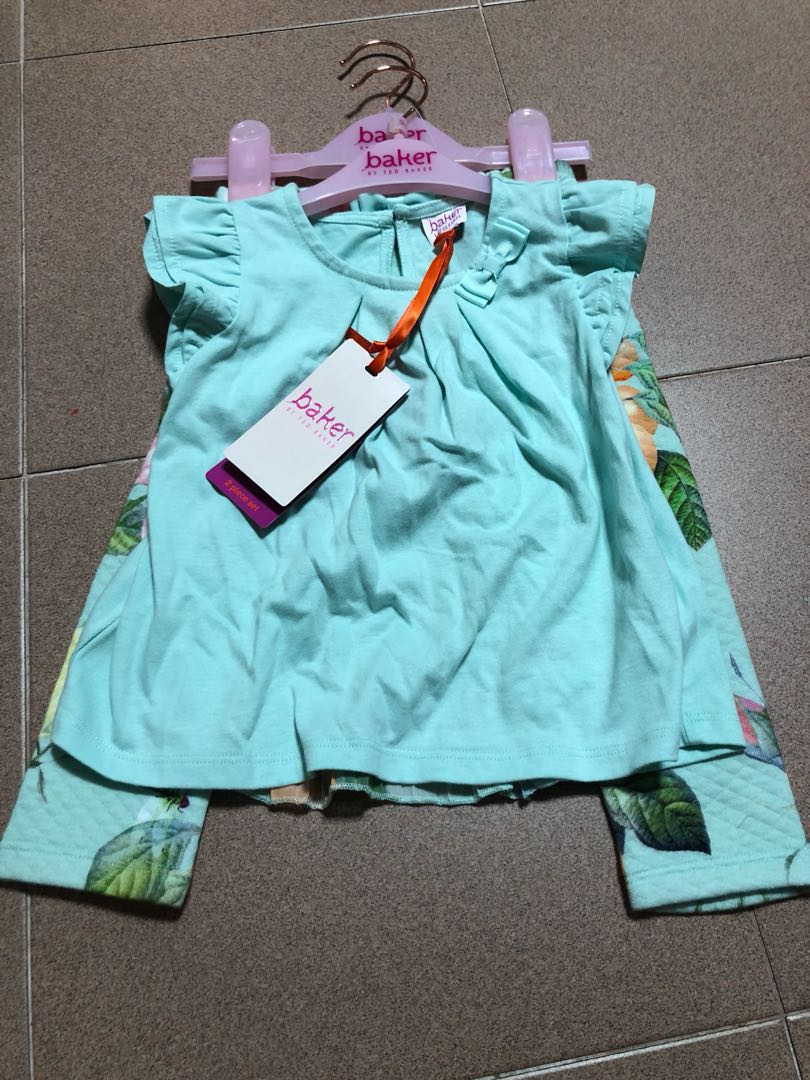 8acb4e6f5 Brand New Authentic ted baker girl set 9-12 months