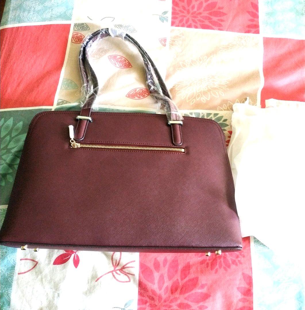 BNWT Pierre Cardin leather handbag e91ac5e8214c8