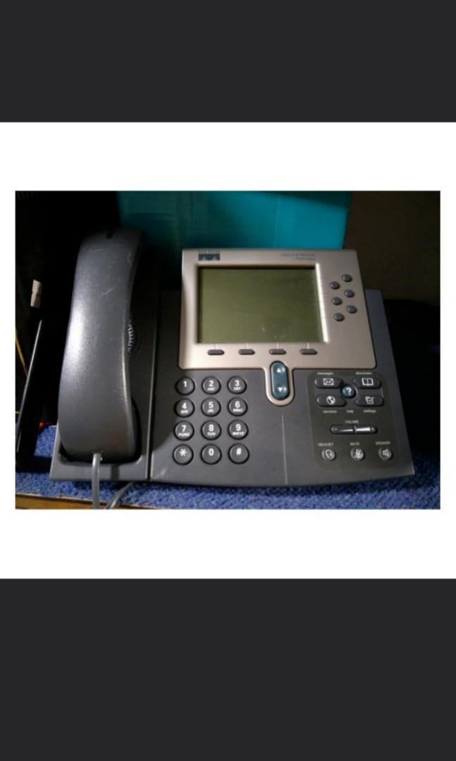 Cisco IP phone 7960 Series for sale @$25 Each