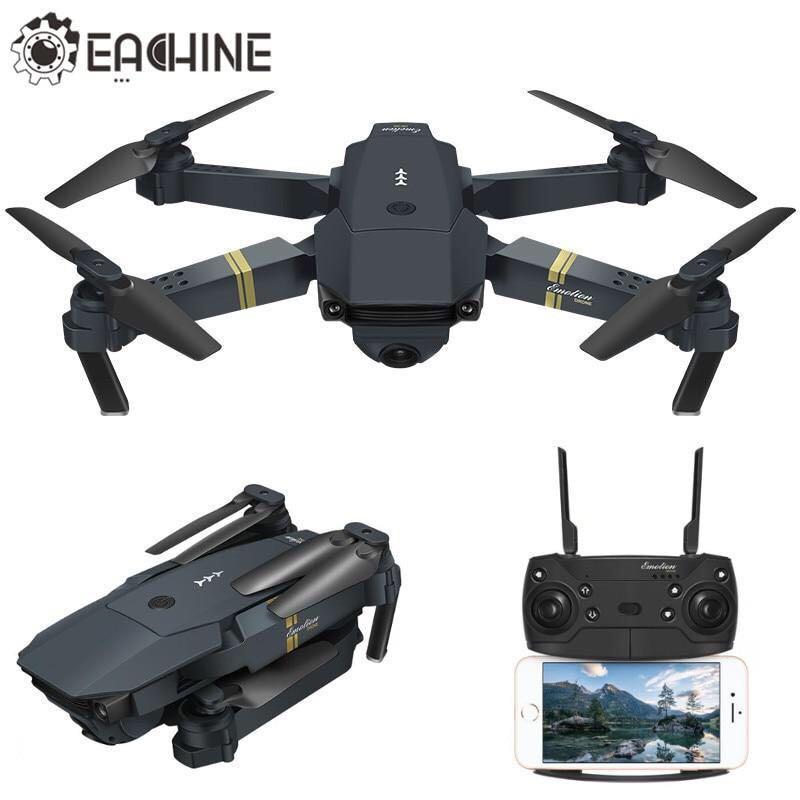 Eachine Foldable Arm RC Quadcopter E58 WIFI FPV With Wide Angle 2 MP HD Camera