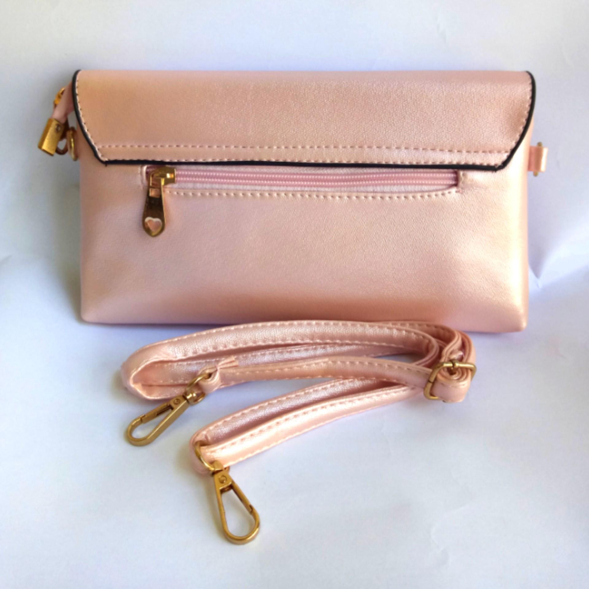 ec688f07092d Elegant leather sling bag