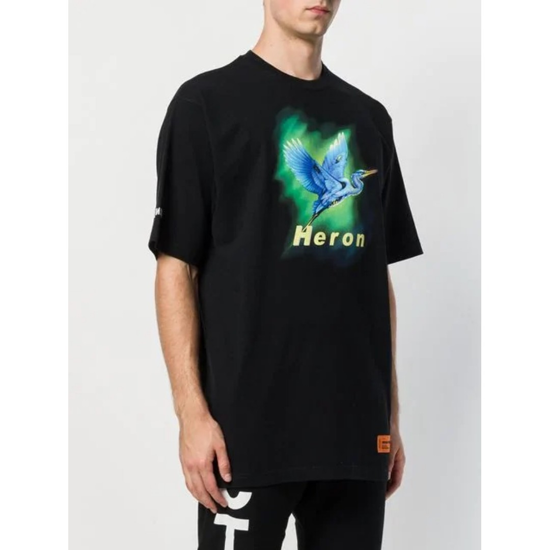 a26647040f Heron Preston Airbrush Heron Tee  XXS.XS