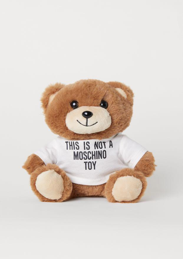 H&Moschino Bear phone case (only meeting up until nov 25)