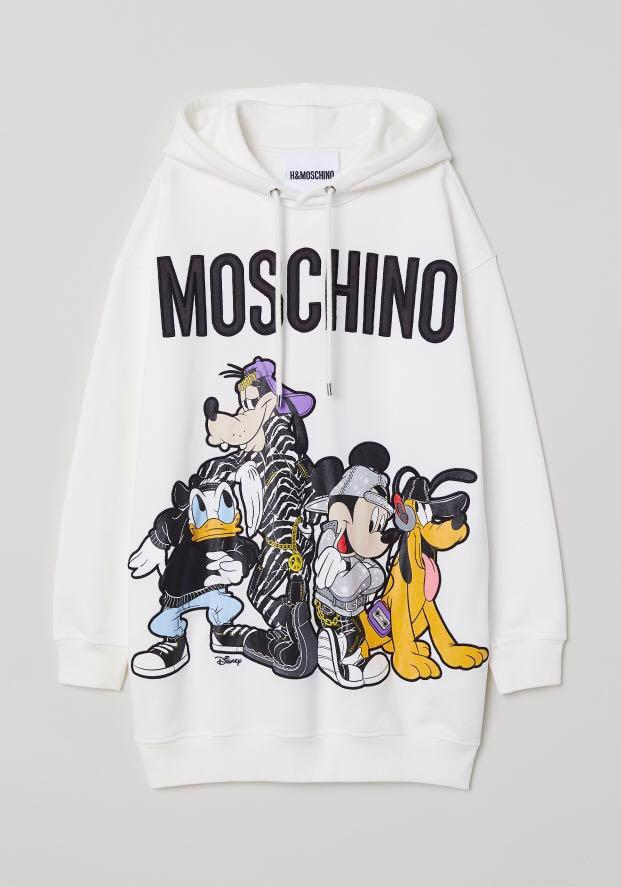 H&Moschino SWEATER WITH HANGER (only meeting up until nov 25)