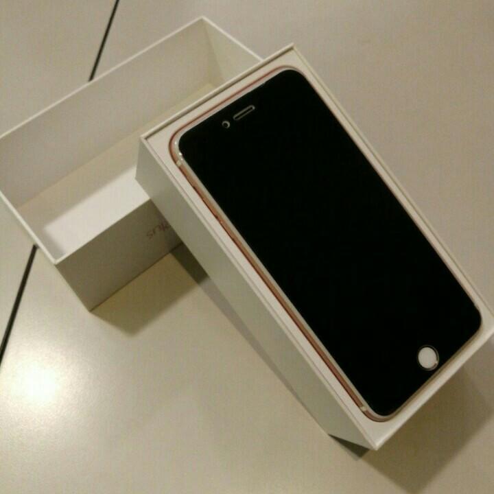 Iphone 6s plus (RG)