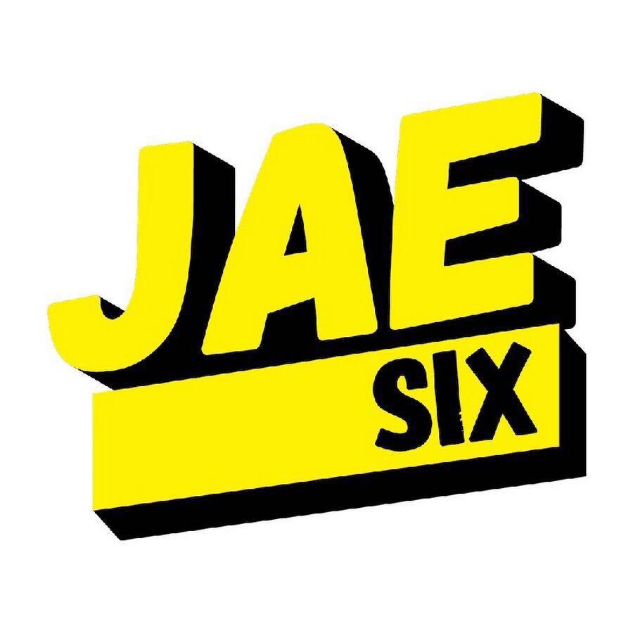 Jaesix vinyl stickers