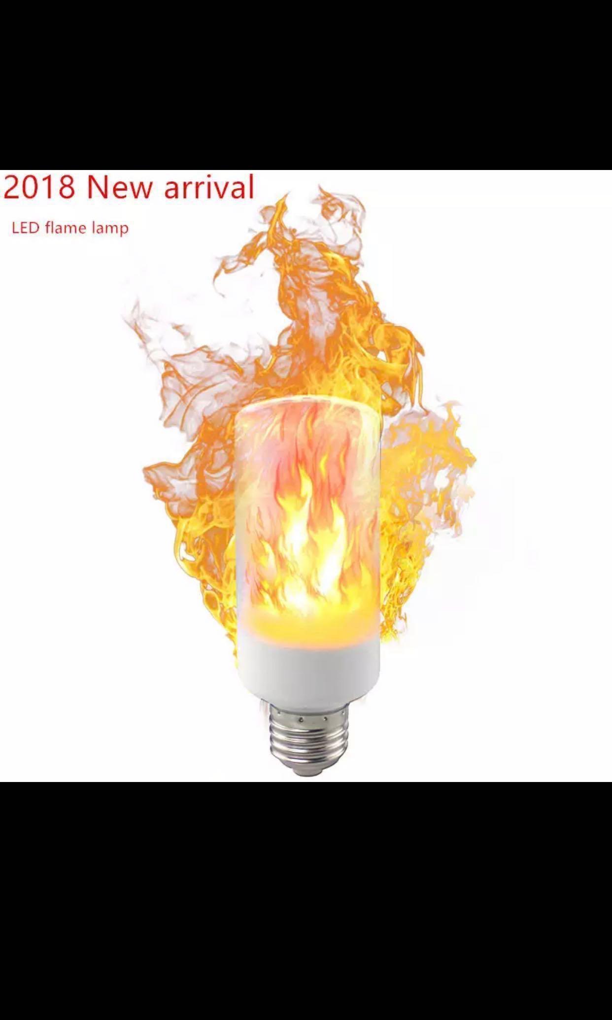 LED FLAME LAMP BULB