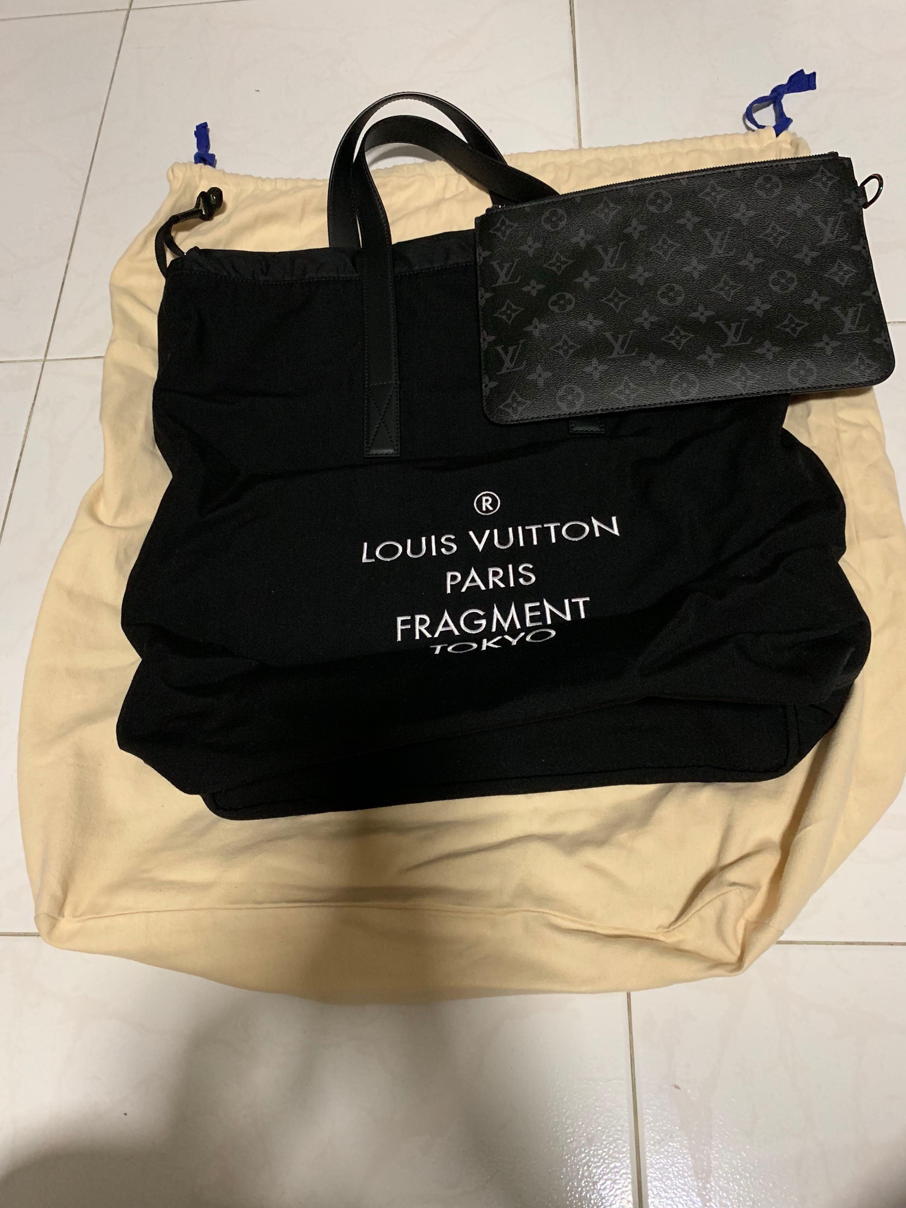 6d6fa60bdfa Louis Vuitton X Fragment