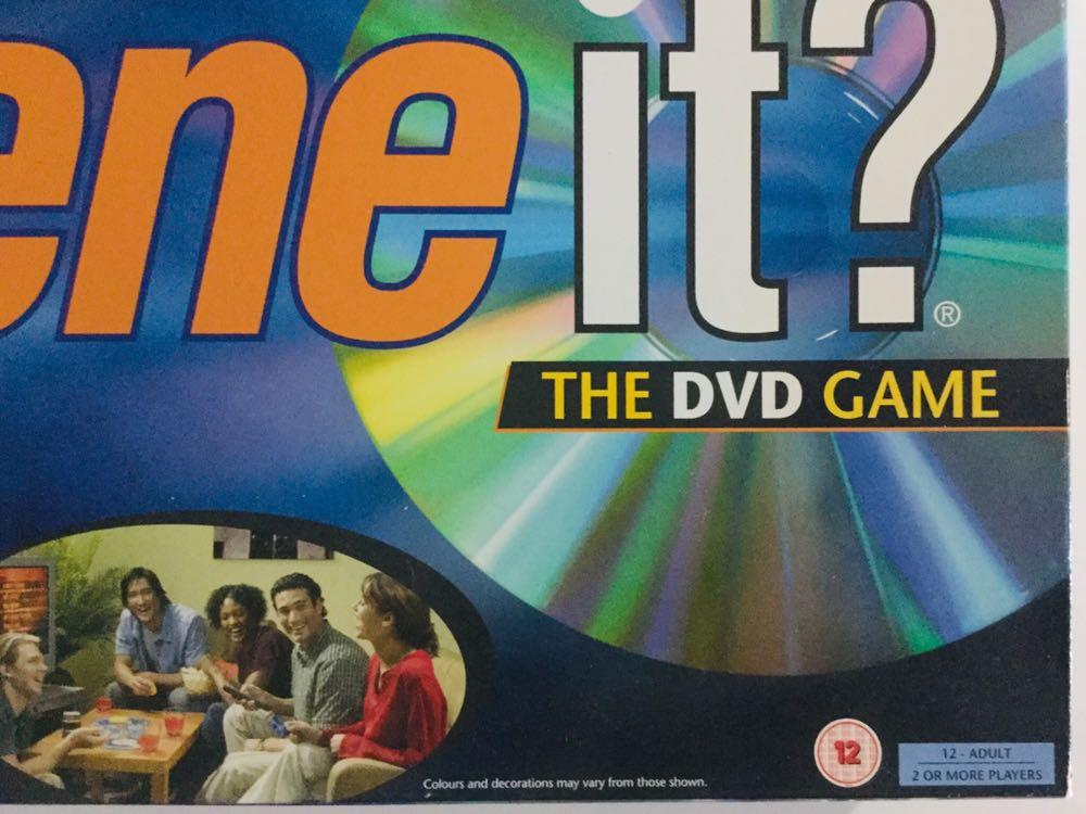 Mattel scene it ? Board game good preowned condition