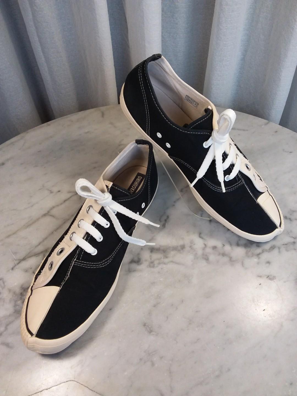 1c155c2a9f5f38 Mihara Yasuhiro Hybrid Sneakers (Converse   Vans)