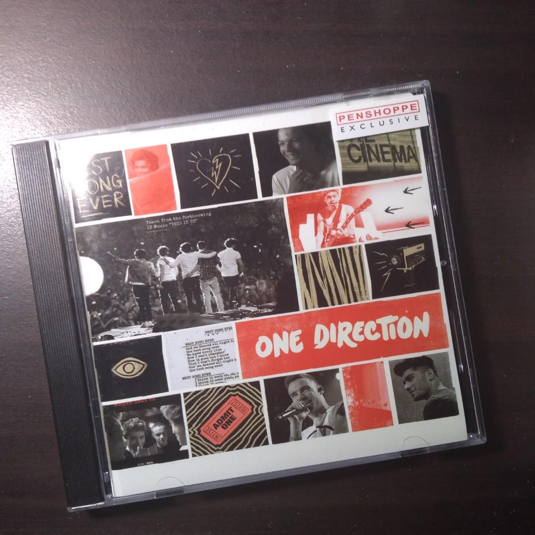 One Direction Best Song Ever Single on Carousell