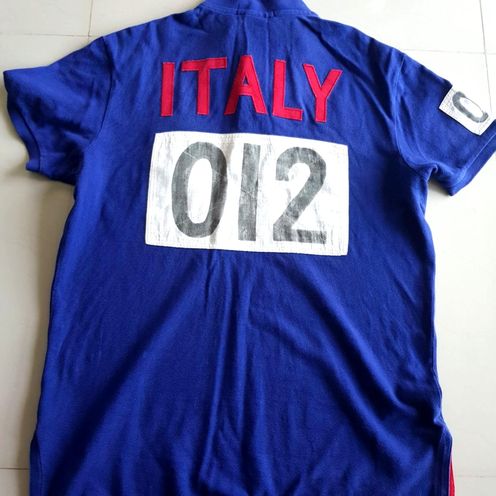 f0cc26e3 Polo Ralph track & field polo, Men's Fashion, Clothes, Tops on Carousell