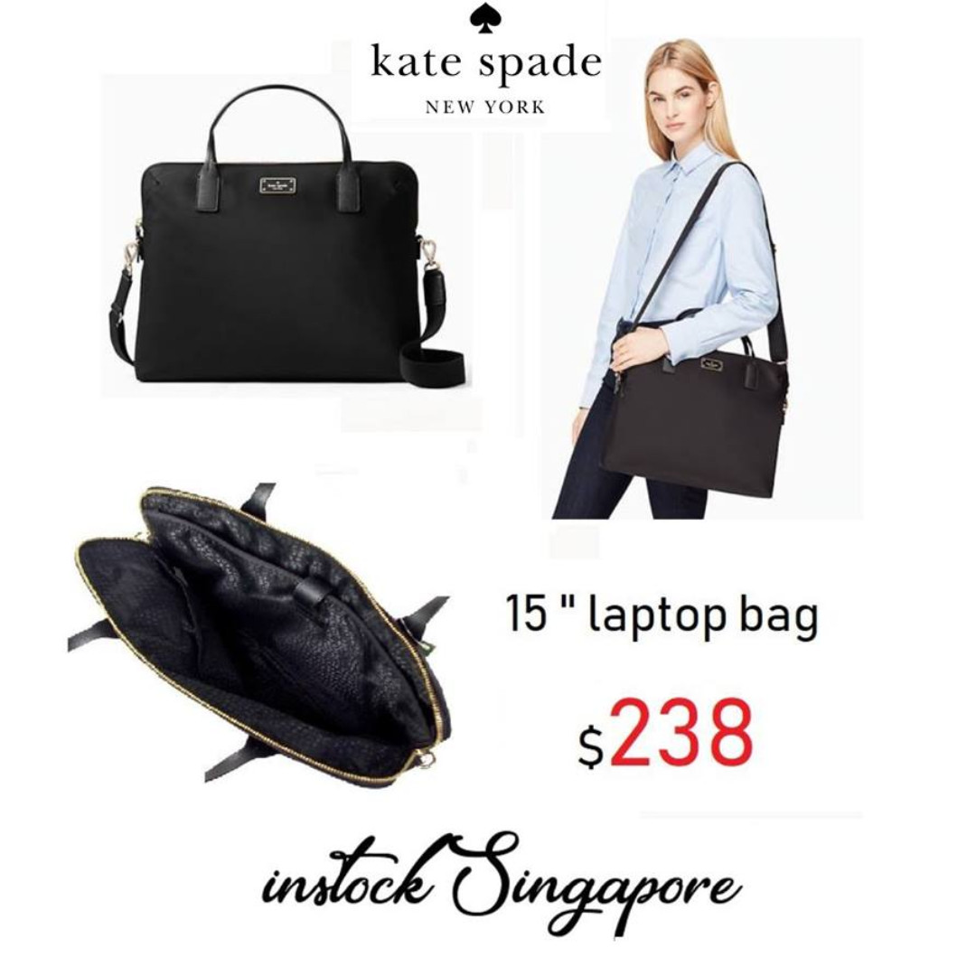 7d2d7a892ca9 READY STOCK authentic new Kate Spade Blake Avenue Daveney Laptop ...