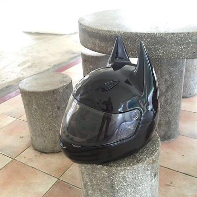 7e1e278c Sale Dawg Batman Motorcycle Helmet Size Small Car Accessories On