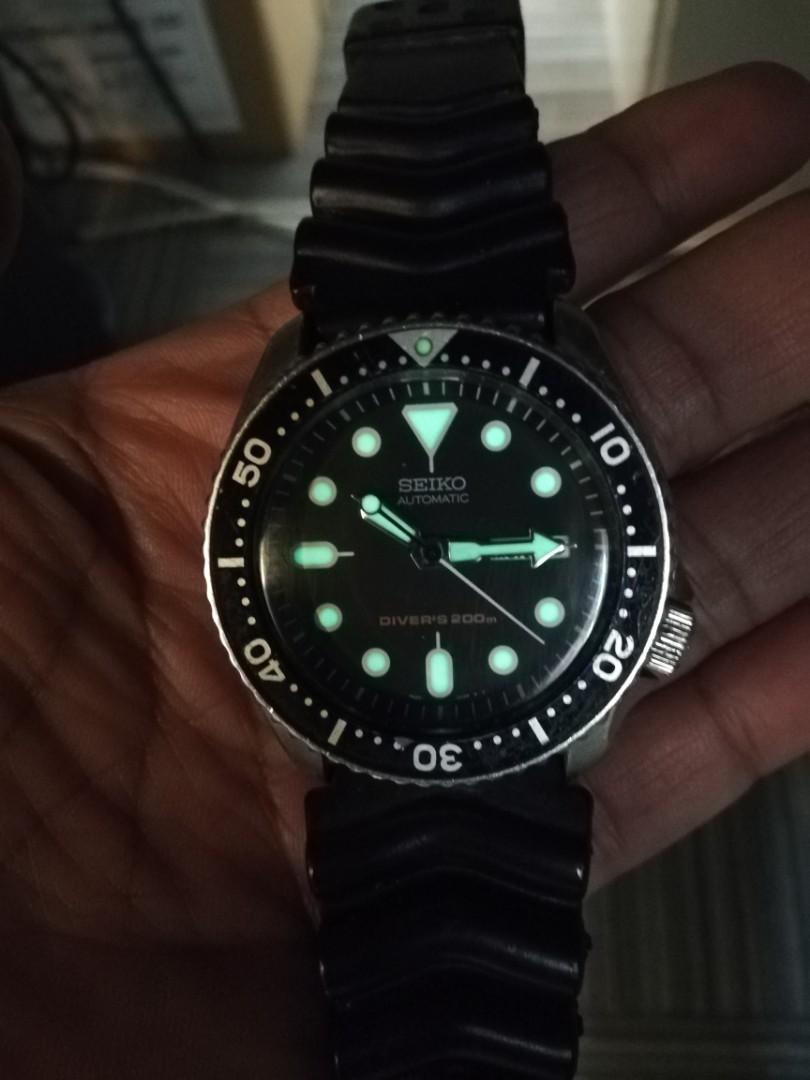 3dcf3054038 Seiko Divers SKX007 like Orient Citizen Rado Tissot Oris Bulova Omega