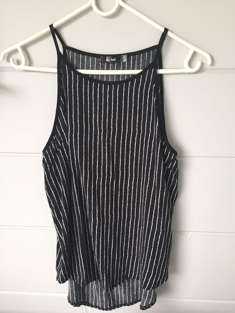 Striped Singlet