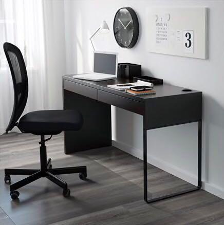 Stylish 2 Drawer Office Desk Furniture Tables Chairs On Carousell