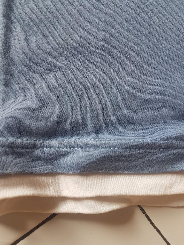 T shirt Bebe blue
