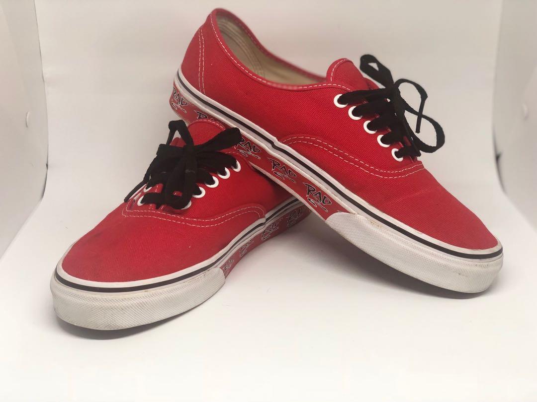 Vans Era  Rad Pack (Red)  7a7c79b43