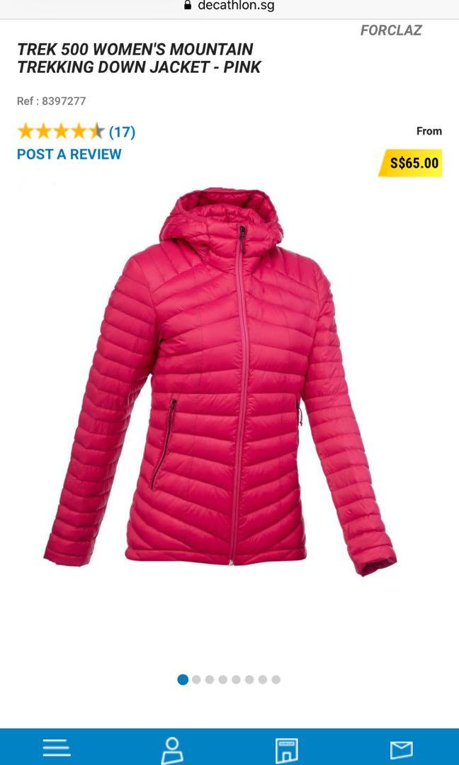 Winter Jacket Compactible
