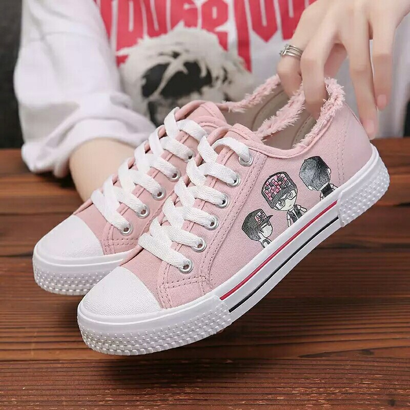 418d3558a9 Flat Canvas Shoes For Women – Fashionsneakers.club