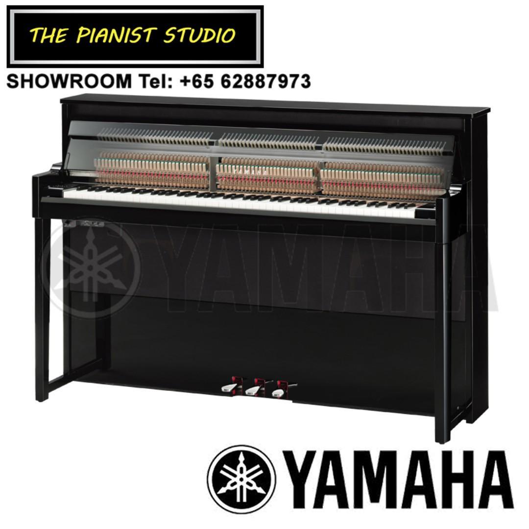THE PIANIST STUDIO - Yamaha Avantgrand NU1X Hybrid Digital Piano Singapore Sale