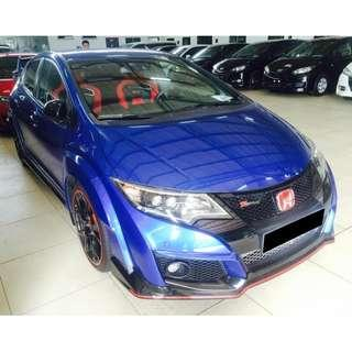 Honda Civic Type R FK2 (MK4) Yr2015 (Unreg)