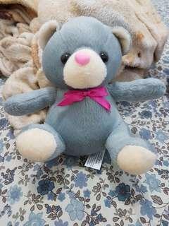 Grey Bear Cuteeee... 😍🤗
