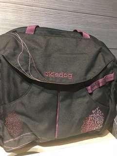 Diaper Bag okiedog- black