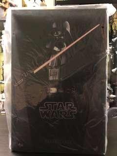 Hottoys ep4 Darth Vader starwars