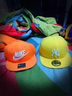 Nike & New York